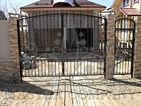 Железные ворота в майкопе ворота собери сам цена пермь